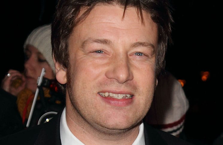 Jamie Oliver - The Sun Military Awards - 2