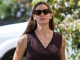 Jennifer Garner Sighted in Los Angeles on September 8, 2016