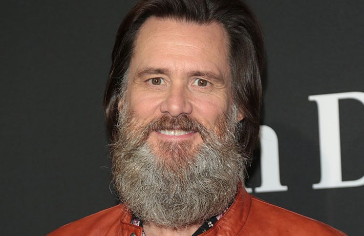 """Jim Carrey - Showtime's """"I'm Dying Up Here"""" Los Angeles Premiere"""