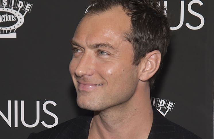 "Jude Law - ""Genius"" New York City Premiere - 2"