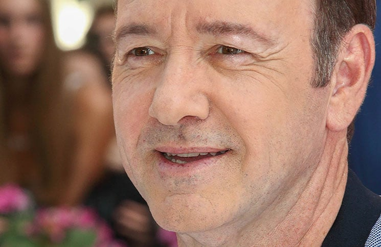 "Kevin Spacey - ""Baby Driver"" UK Premiere - 3"