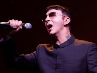 Marc Almond in Concert at Liverpool Philharmonic Hall