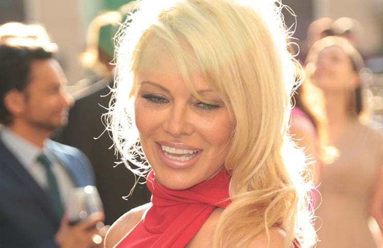 Pamela Anderson - Sea Shepherd Conservation Society 40th Anniversary Gala for the Oceans - 2