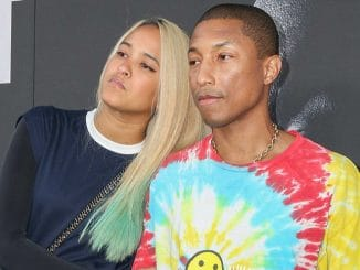 "Pharrell Williams, Helen Lasichanh - HBO's ""The Defiant Ones"" TV Mini-Series Los Angeles Premiere"