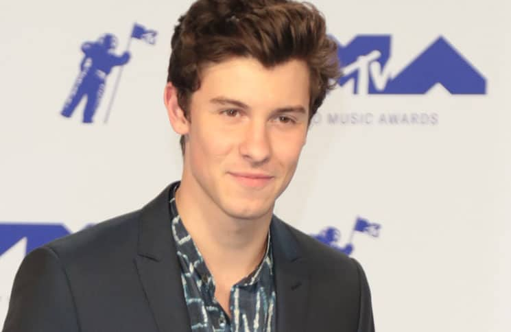 Shawn Mendes - 2017 MTV Video Music Awards - 2