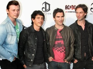 "Stereophonics - ""AC/DC: Live at River Plate"" London Premiere"