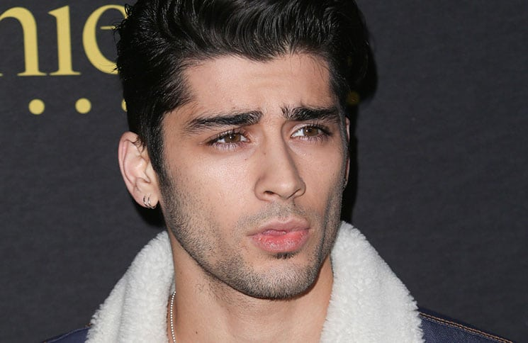 Zayn Malik - 5th Annual Billboard Power 100 - 2