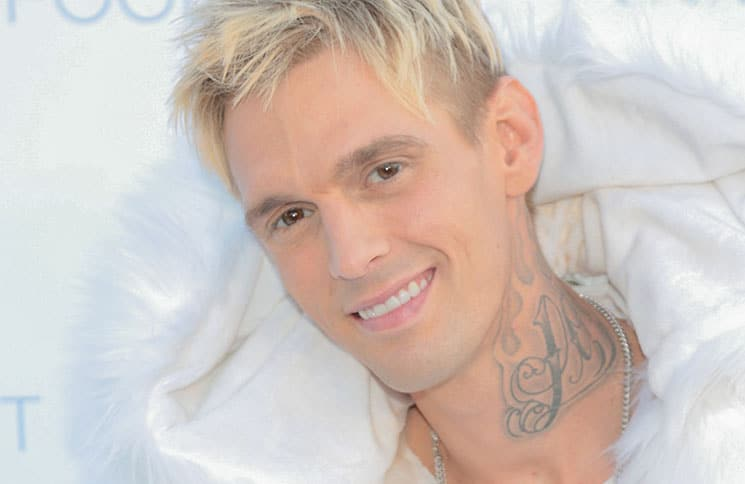 Aaron Carter - Project Angel Food's 2017 Angel Awards - 3
