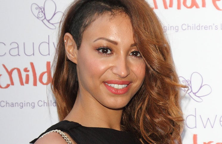 Amelle Berrabah - Caudwell Children Butterfly Ball 2014 - Arrivals