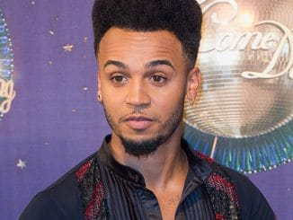 "Aston Merrygold - ""Strictly Come Dancing"" TV Series Season 15 Premiere"