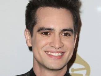 Brendon Urie - 59th Annual Grammy Awards