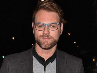 Brian McFadden - Specsavers Spectacle Wearer of the Year Awards 2015
