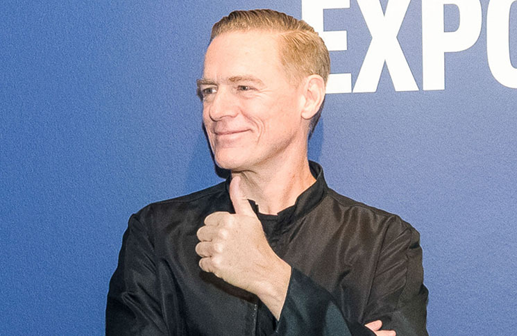 "Bryan Adams - ""Bryan Adams Exposed"" Photography Exhibition Opening"