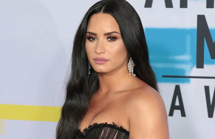 Demi Lovato - 2017 American Music Awards