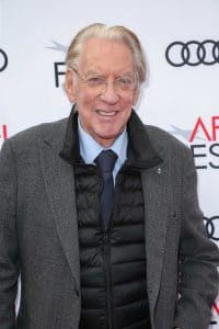 Donald Sutherland - AFI FEST 2017 Presented by Audi