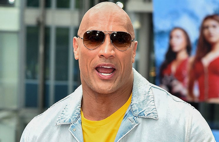 "Dwayne Johnson - ""Baywatch"" Berlin Premiere"