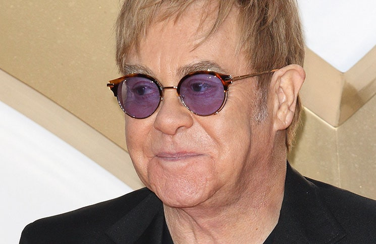 "Elton John - ""Kingsman: The Golden Circle"" World Premiere"