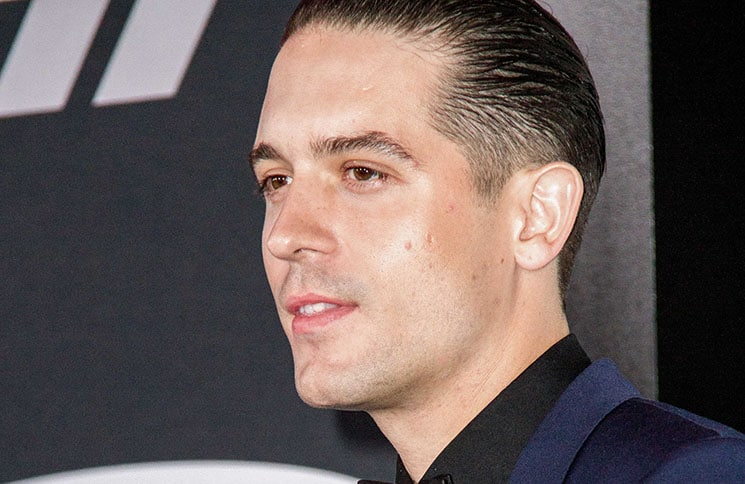 "G-Eazy - ""The Fate of the Furious"" New York City Premiere"