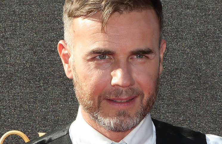 Gary Barlow - 41st Annual Laurence Olivier Awards