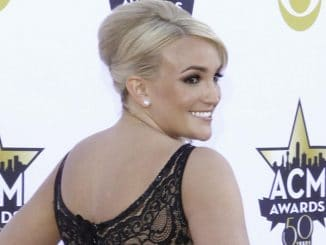 Jamie Lynn Spears - 50th Annual Academy of Country Music Awards - 2