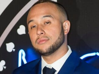 DJ Jax Jones - Molly's Game UK Film Premiere on December 6, 2017
