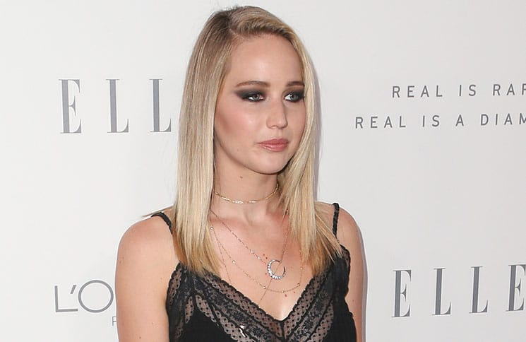 Jennifer Lawrence - 24th Annual ELLE Women in Hollywood Awards - 4
