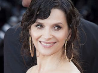 Juliette Binoche - 70th Annual Cannes Film Festival