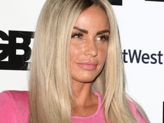 Katie Price - British LGBT Awards 2017 - Arrivals