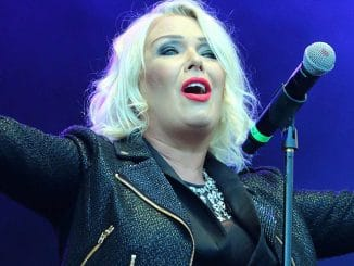 Kim Wilde - Let's Rock Norwich! 2017 Retro Music Festival