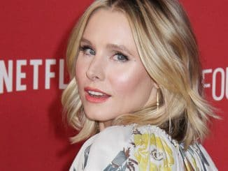 Kristen Bell - SAG-AFTRA Foundation Patron of the Artists Awards 2017