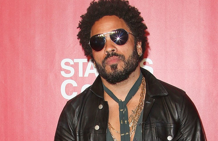 Lenny Kravitz - 2016 MusiCares Person of the Year - 2