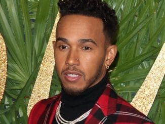 Lewis Hamilton - The Fashion Awards 2017 - London