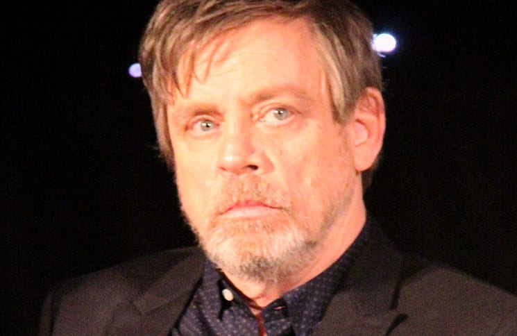 """Mark Hamill - The Global Press Conference of """"Star Wars: The Last Jedi"""" - Intercontinental Los Angeles Downtown"""