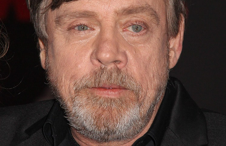 "Mark Hamill - ""Star Wars: The Last Jedi"" World Premiere"