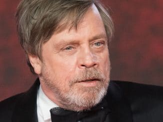 "Mark Hamill - ""Star Wars: The Last Jedi"" European Premiere"