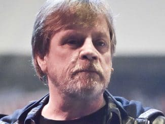Mark Hamill - New York Comic Con 2017