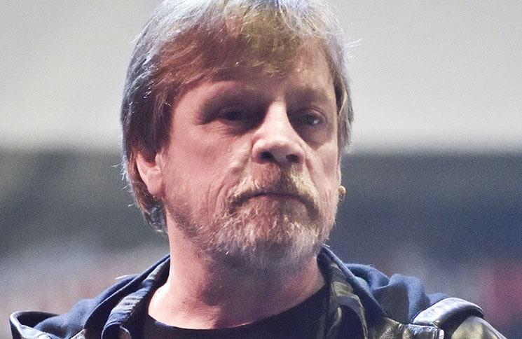 Fans in Sorge: Mark Hamill alias Luke Skywalker im Rollstuhl - Promi Klatsch und Tratsch