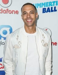 Marvin Humes - 95-106 Capital FM Summertime Ball 2017 with Vodafone