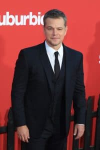 "Matt Damon - ""Suburbicon"" Los Angeles Premiere"