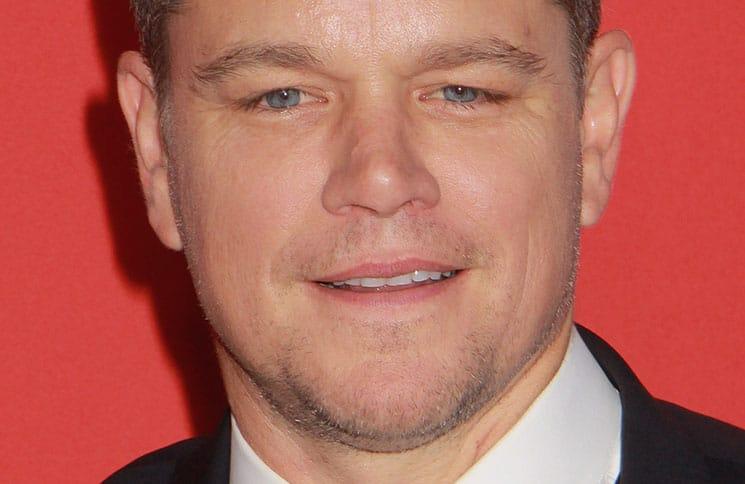 "Matt Damon über den Film ""Downsizing"" - Kino News"