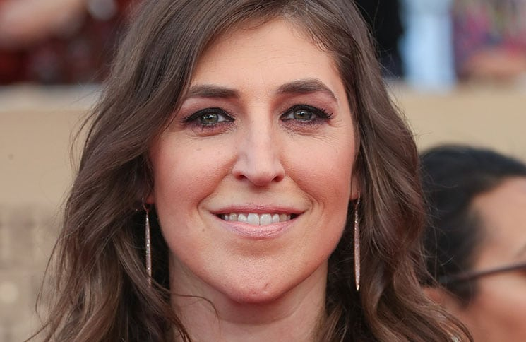 Mayim Bialik - 23rd Annual Screen Actors Guild Awards