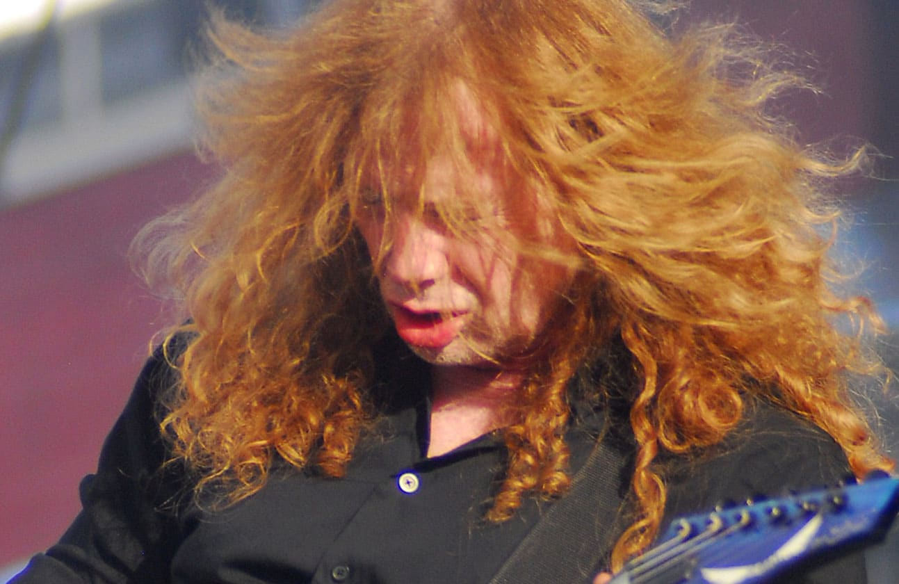 Megadeth - 2nd Annual Chicago Open Air Festival 2017