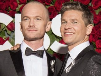 Neil Patrick Harris, David Burtka - 70th Annual Tony Awards