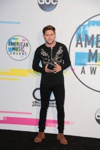 Niall Horan - 2017 American Music Awards - 2