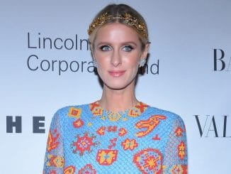 "Nicky Hilton - ""An Evening Honoring Valentino"" Lincoln Center Corporate Fund Black Tie Gala"