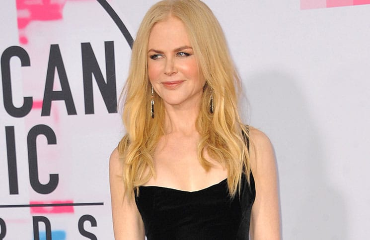 Nicole Kidman - 2017 American Music Awards