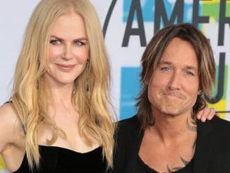 Nicole Kidman and Keith Urban - 2017 American Music Awards