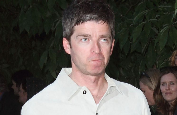 Noel Gallagher - Serpentine Gallery Summer Party