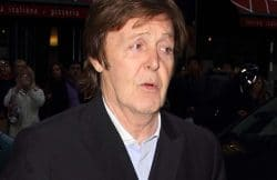 """Paul McCartney - Mary McCartney's """"Food"""" Book Launch at Liberty in London"""