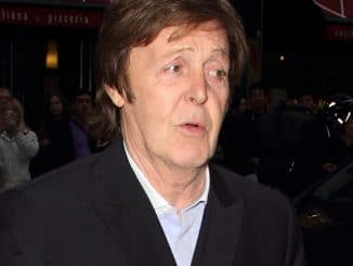 "Paul McCartney - Mary McCartney's ""Food"" Book Launch at Liberty in London"